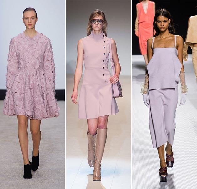 La nueva tendencia se llama Mauve, el color de este otoño 2016!!! 1