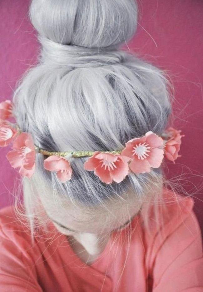 La tendencia Granny Hair se pone de moda para este otoño!! 4