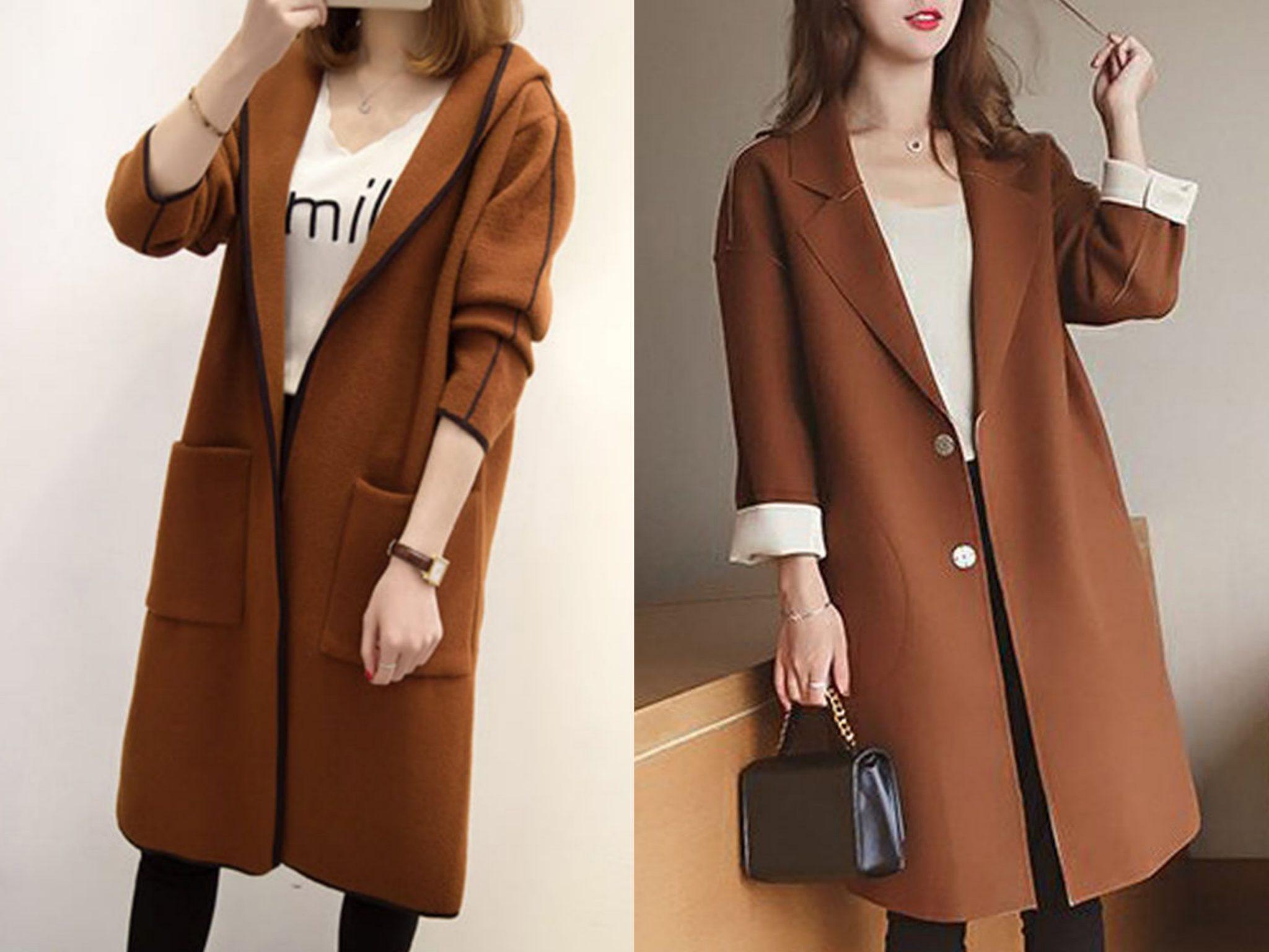 Ya tienes tu armario preparado para el  frío, los mejores jerséis y abrigos de FashionMia 15
