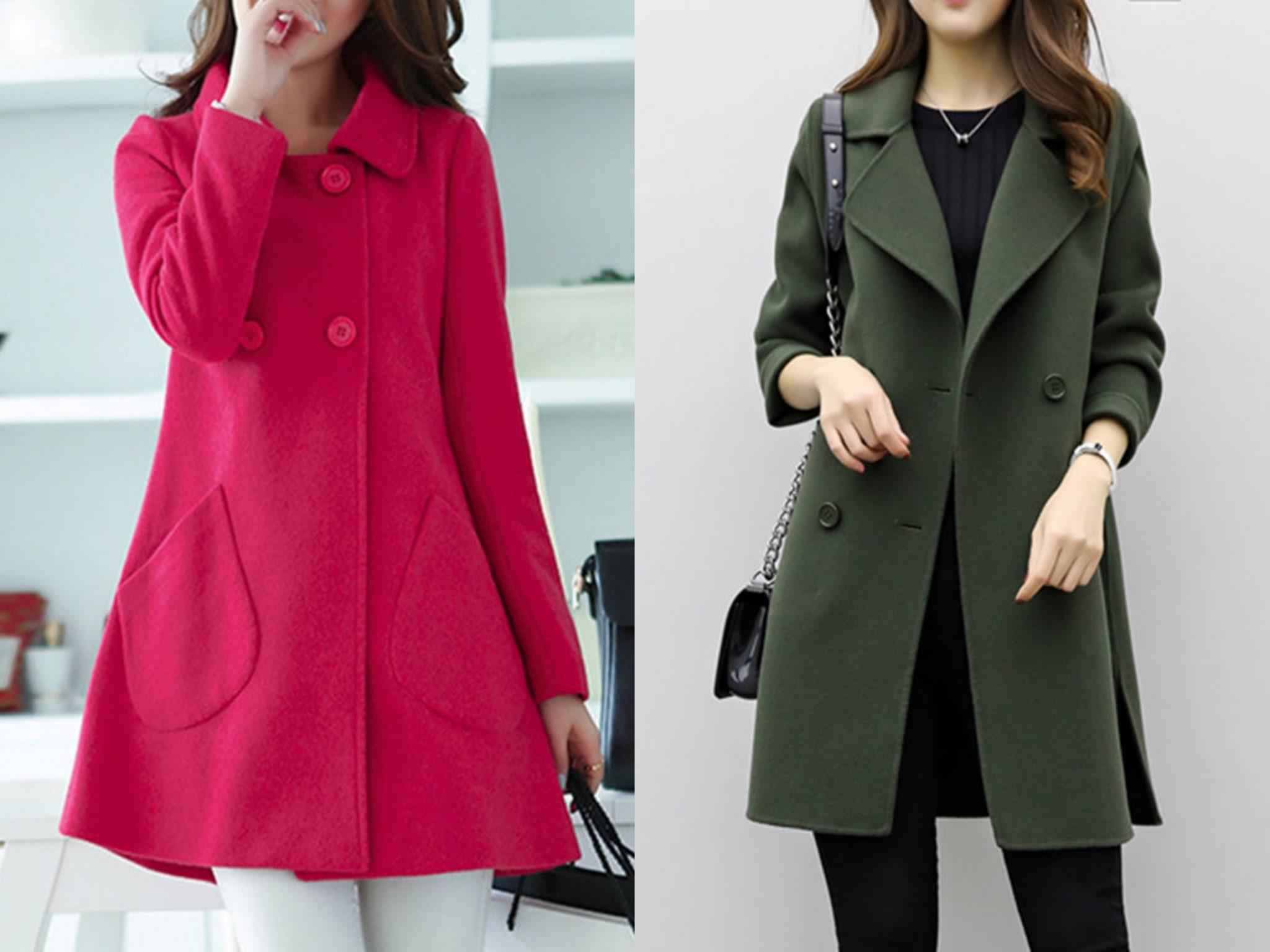 Ya tienes tu armario preparado para el  frío, los mejores jerséis y abrigos de FashionMia 19