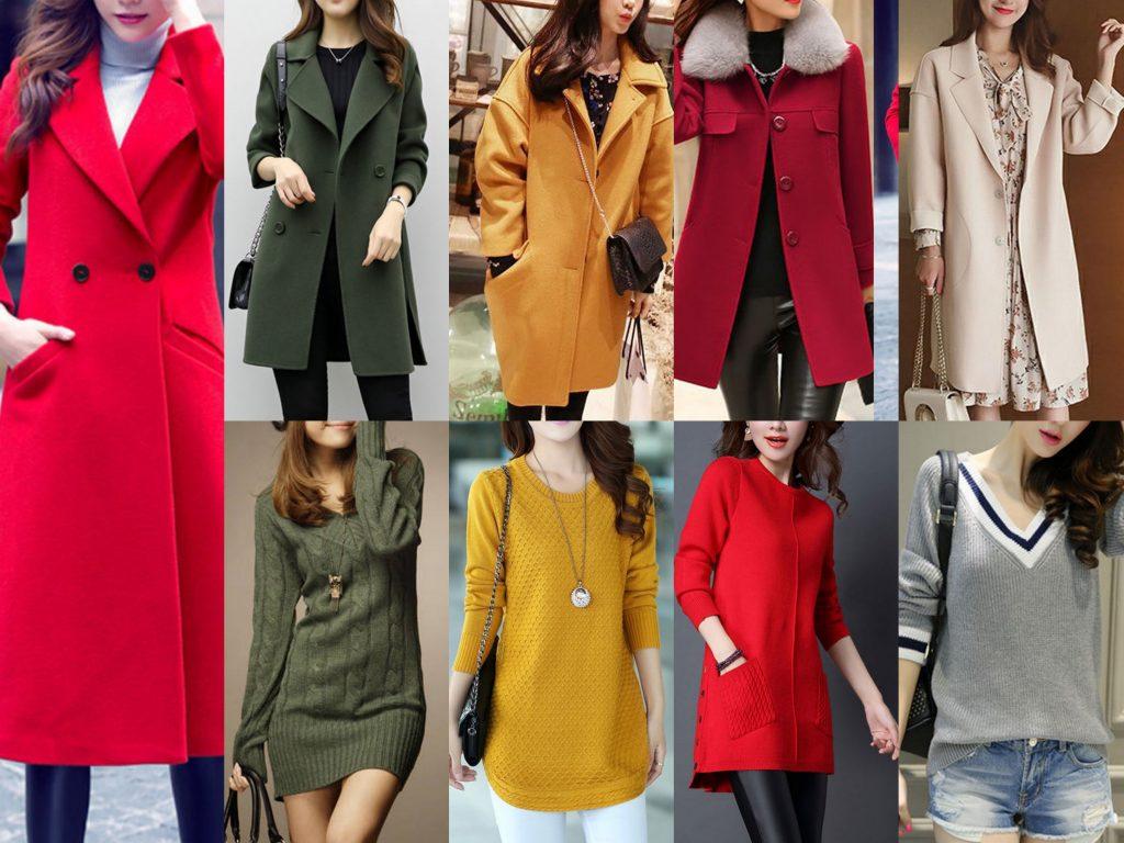 Ya tienes tu armario preparado para el  frío, los mejores jerséis y abrigos de FashionMia 2