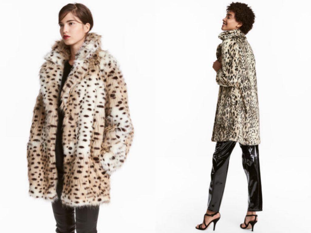 Los abrigos de pelo te envuelven como un abrazo de oso. 4