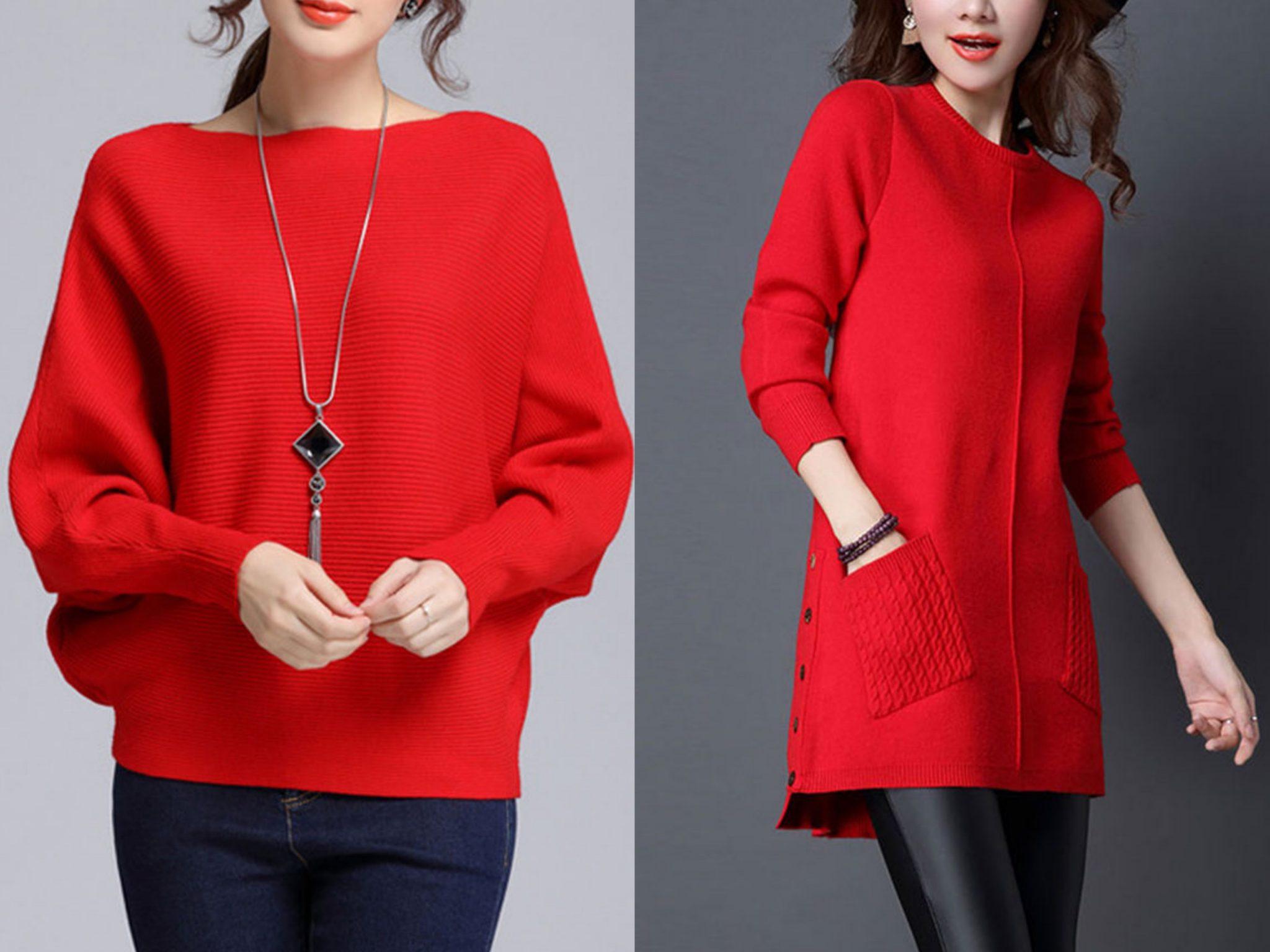 Ya tienes tu armario preparado para el  frío, los mejores jerséis y abrigos de FashionMia 3