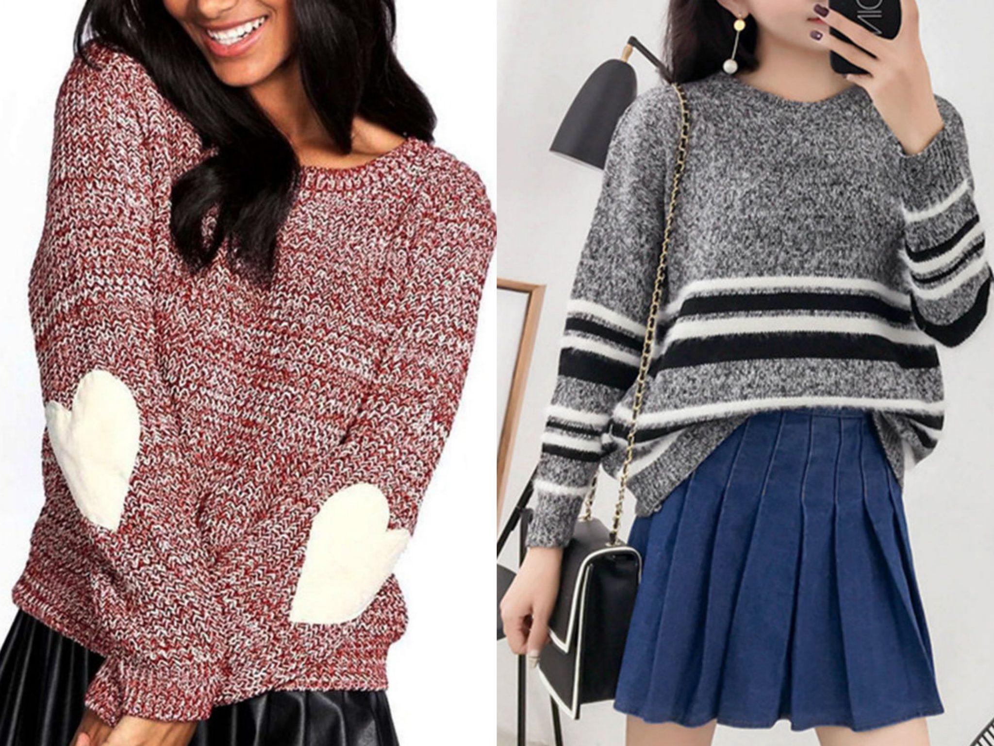Ya tienes tu armario preparado para el  frío, los mejores jerséis y abrigos de FashionMia 11