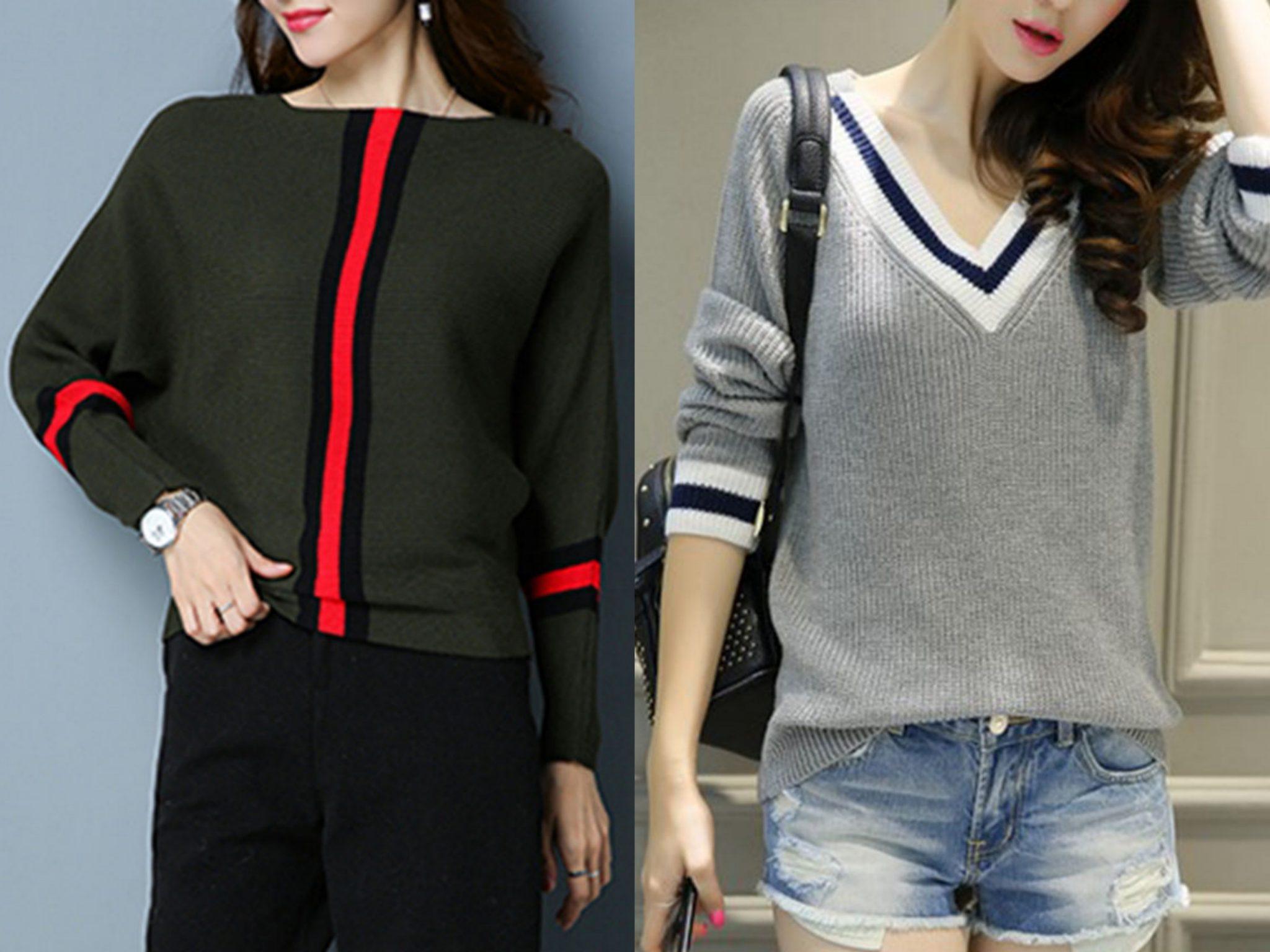 Ya tienes tu armario preparado para el  frío, los mejores jerséis y abrigos de FashionMia 12