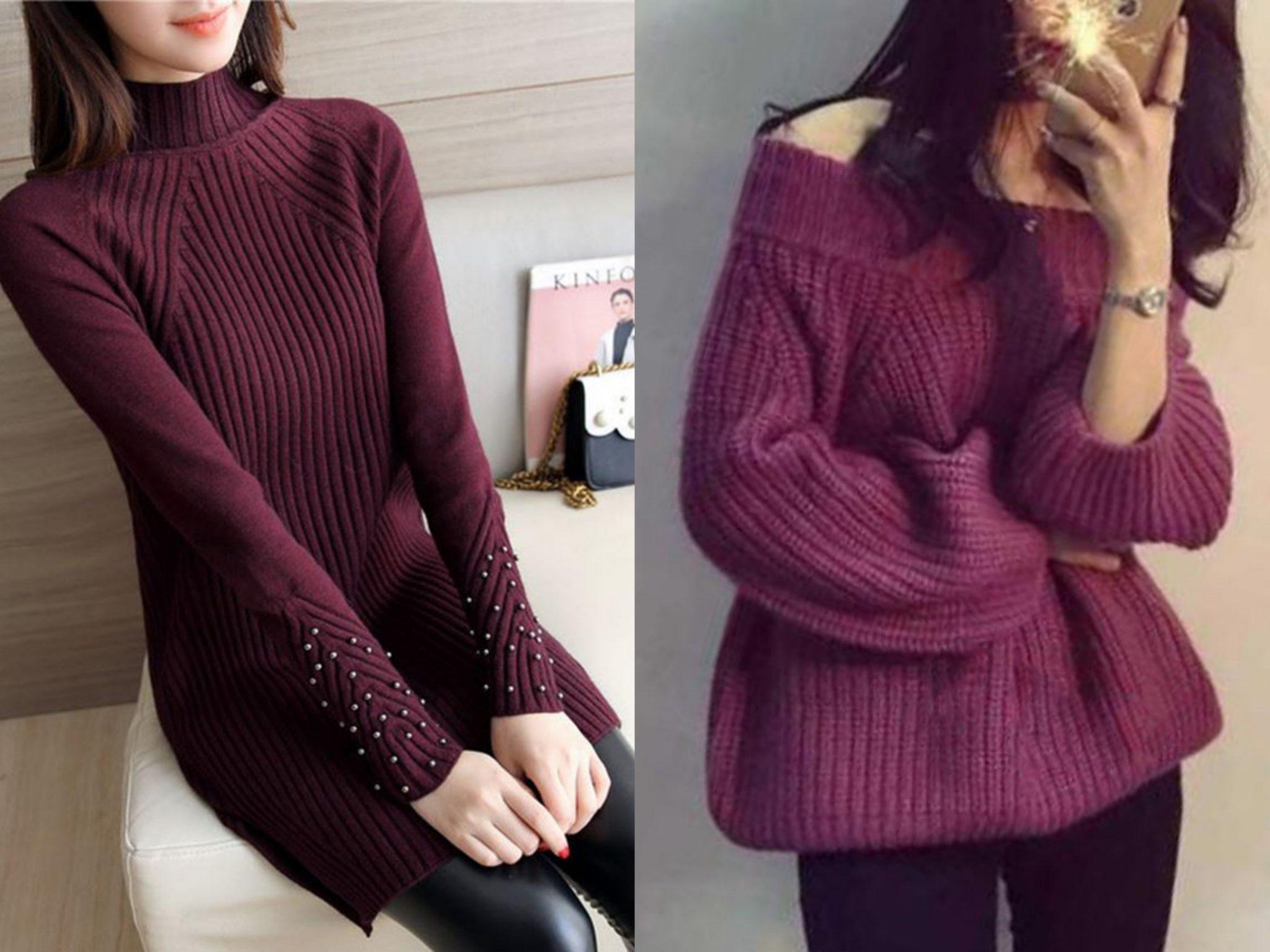 Ya tienes tu armario preparado para el  frío, los mejores jerséis y abrigos de FashionMia 8