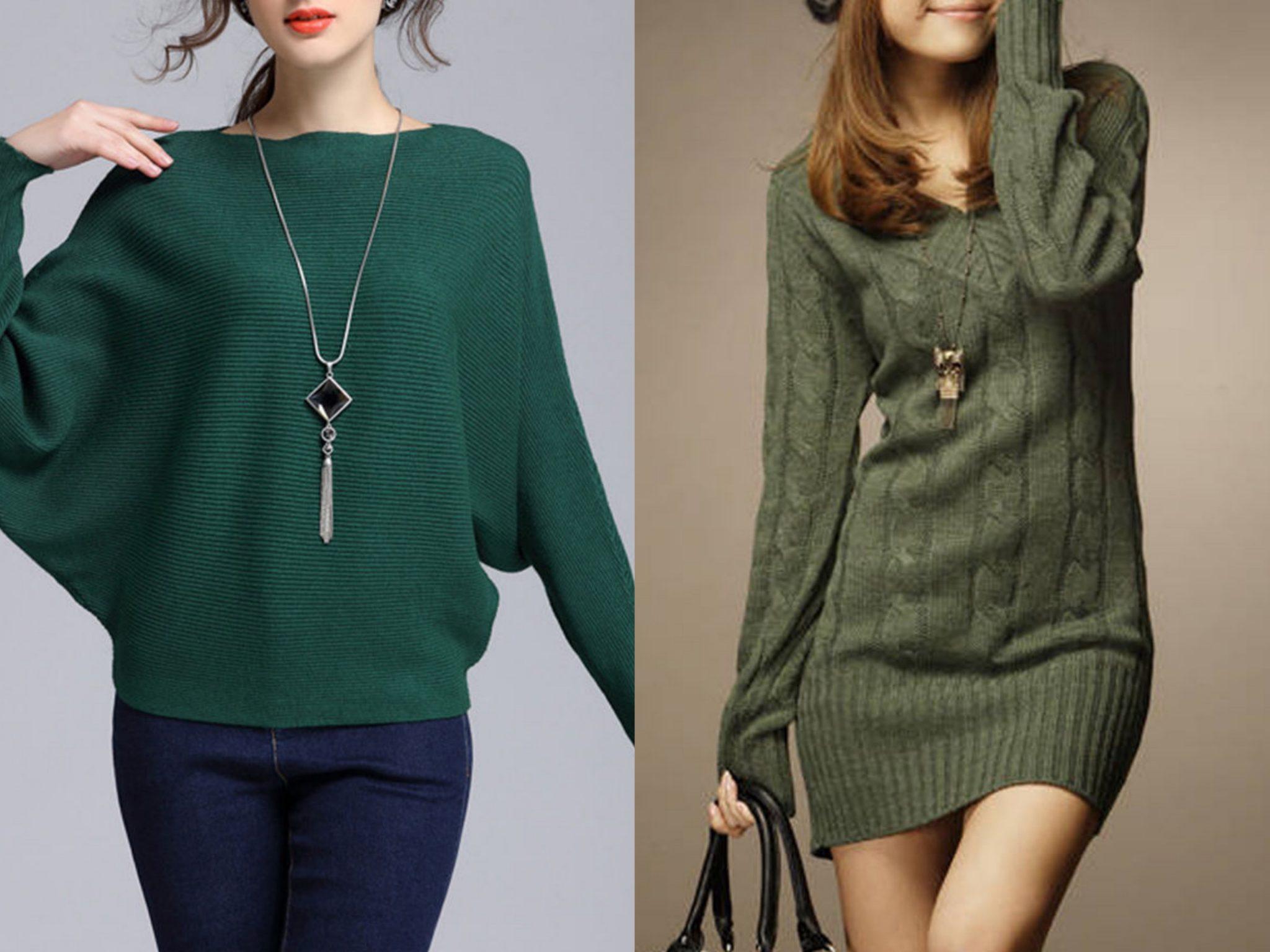 Ya tienes tu armario preparado para el  frío, los mejores jerséis y abrigos de FashionMia 5