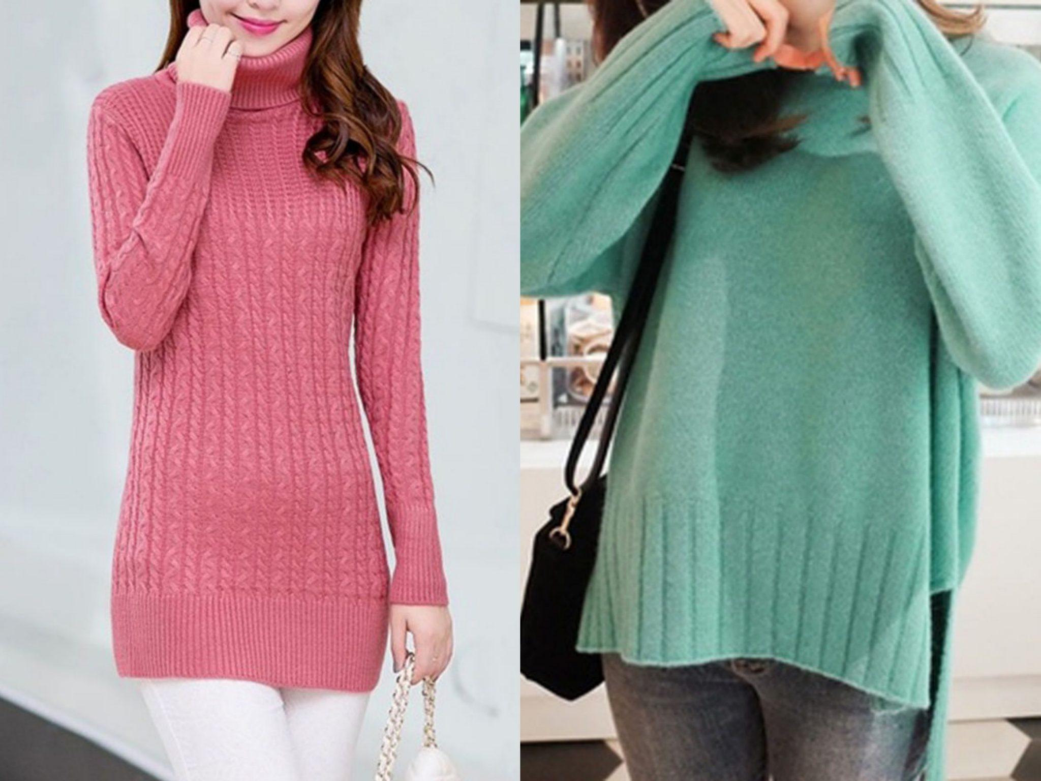 Ya tienes tu armario preparado para el  frío, los mejores jerséis y abrigos de FashionMia 10