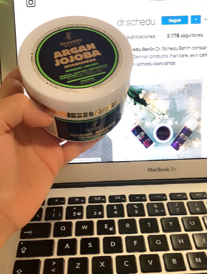 Cuida tu cabello con los mejores productos! Dr Schedu 7