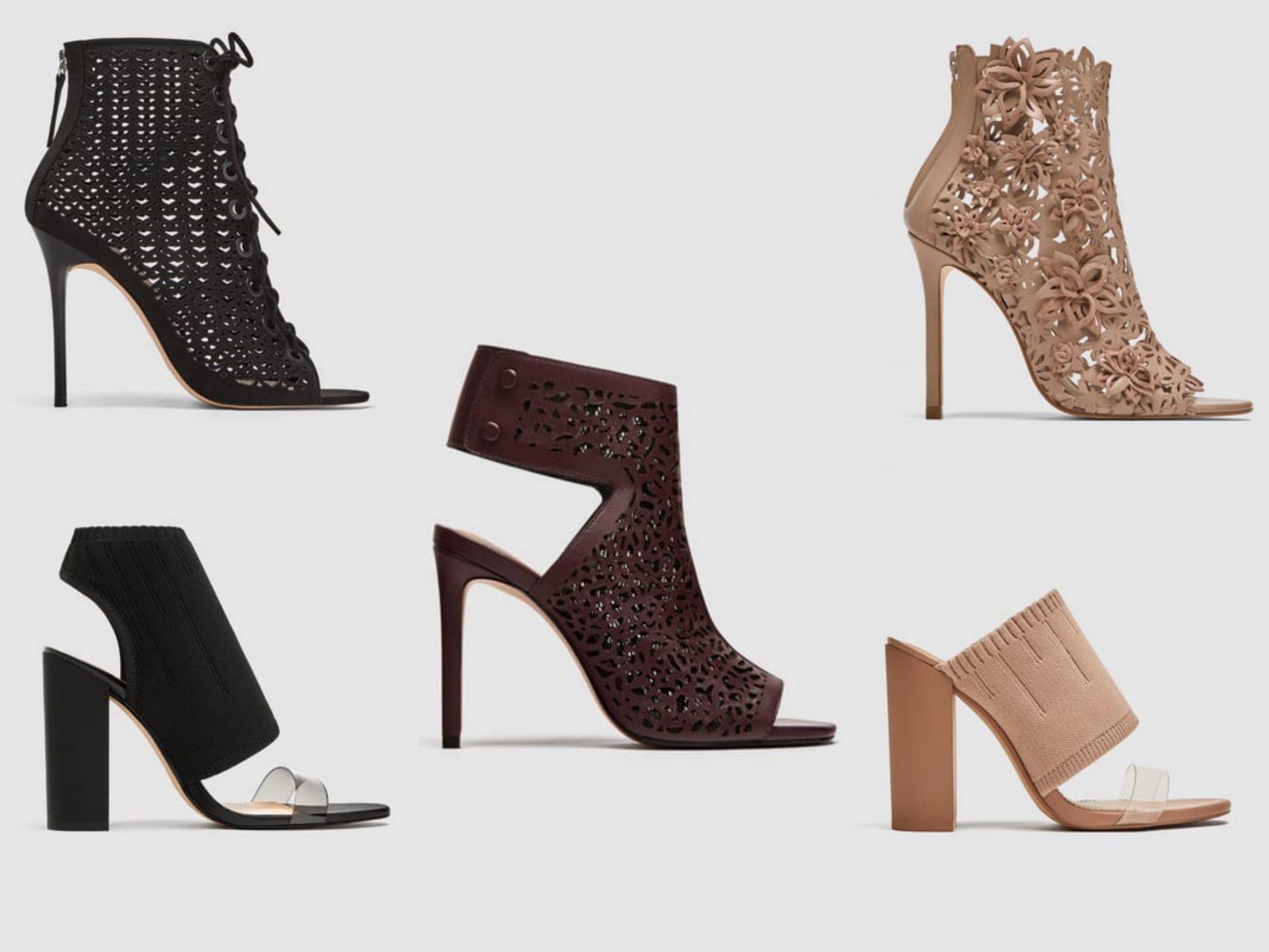 Adicta a los zapatos de Zara 5