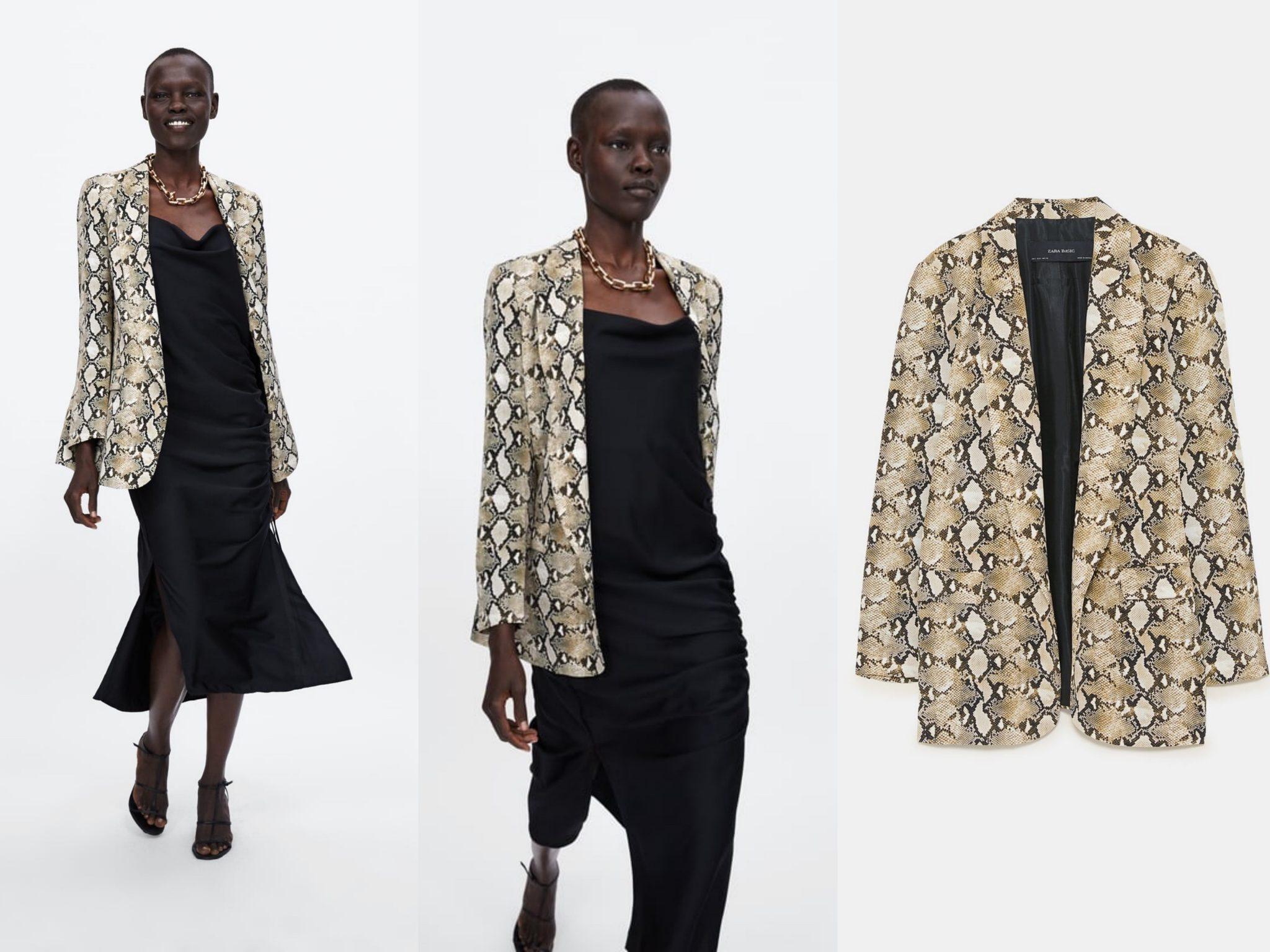 El vestido que se ha convertido en viral, es de Zara 4