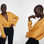 El color de moda de esta temporada, es el mostaza 10