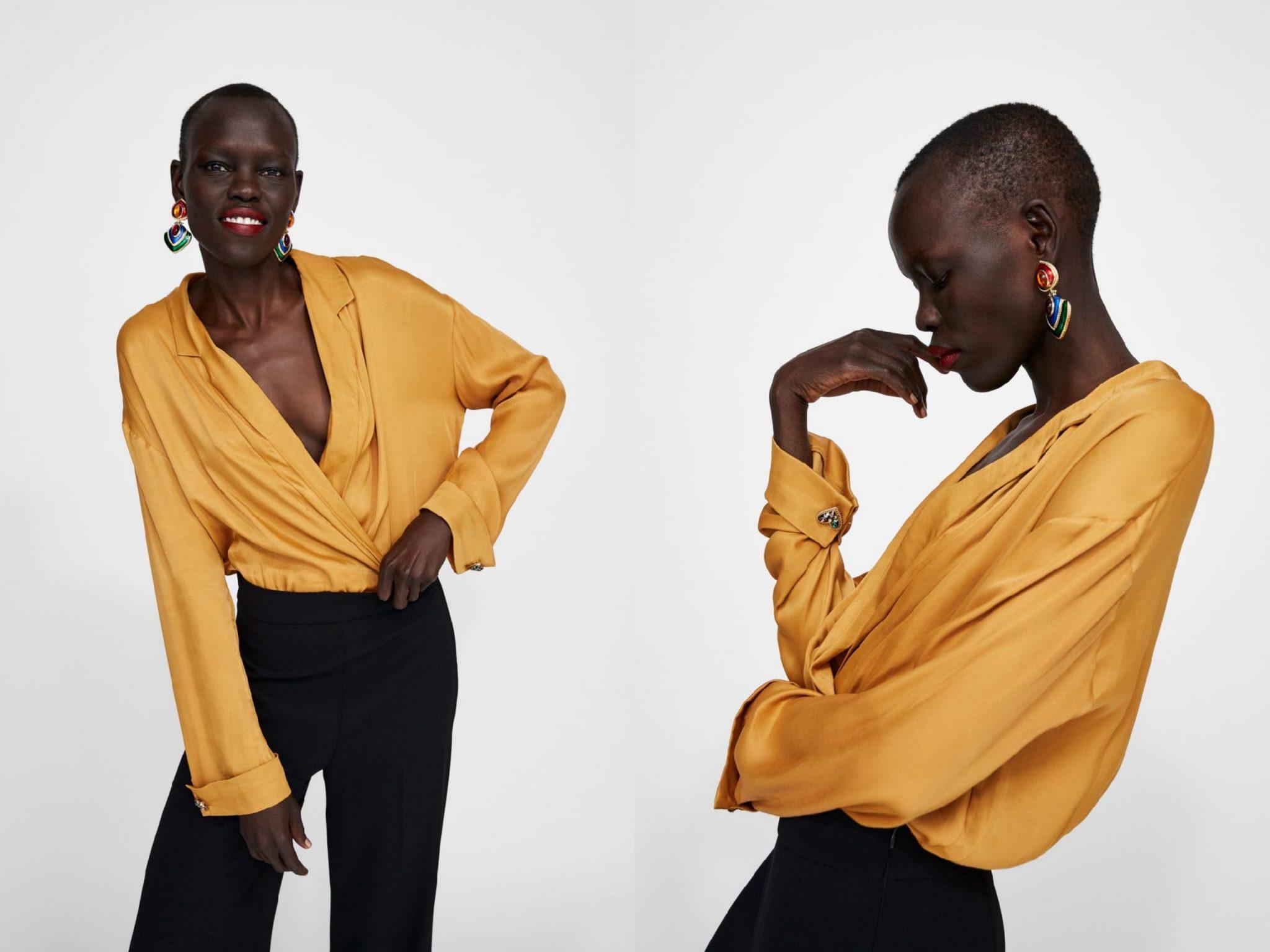 El color de moda de esta temporada, es el mostaza 5