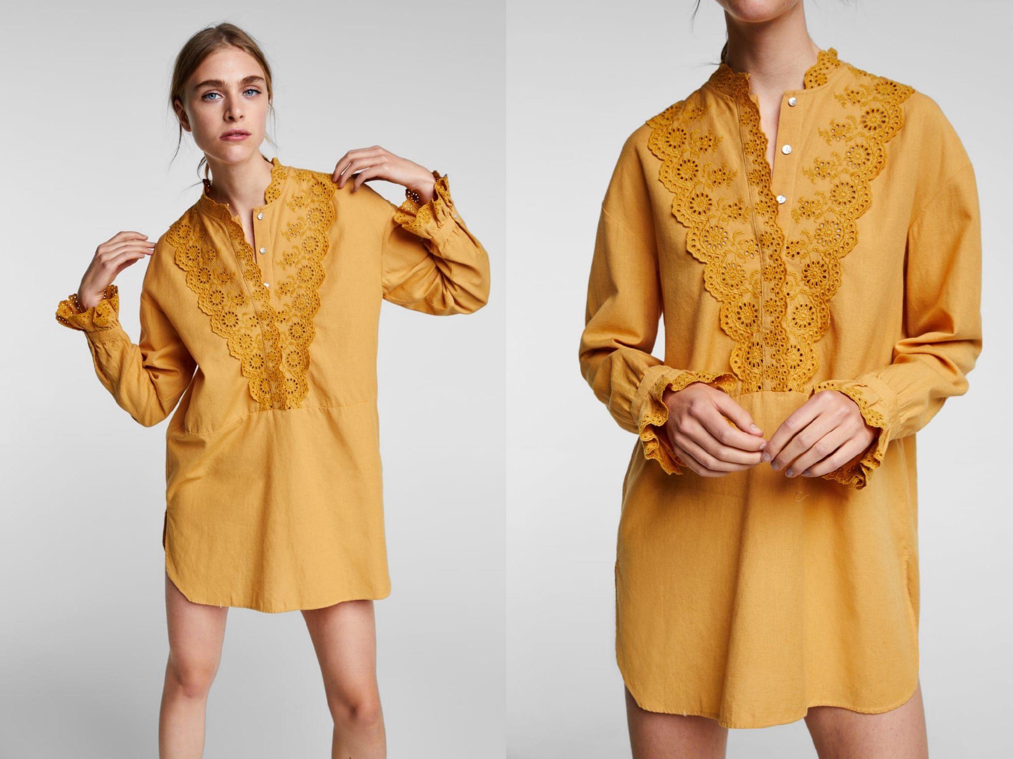 El color de moda de esta temporada, es el mostaza 4