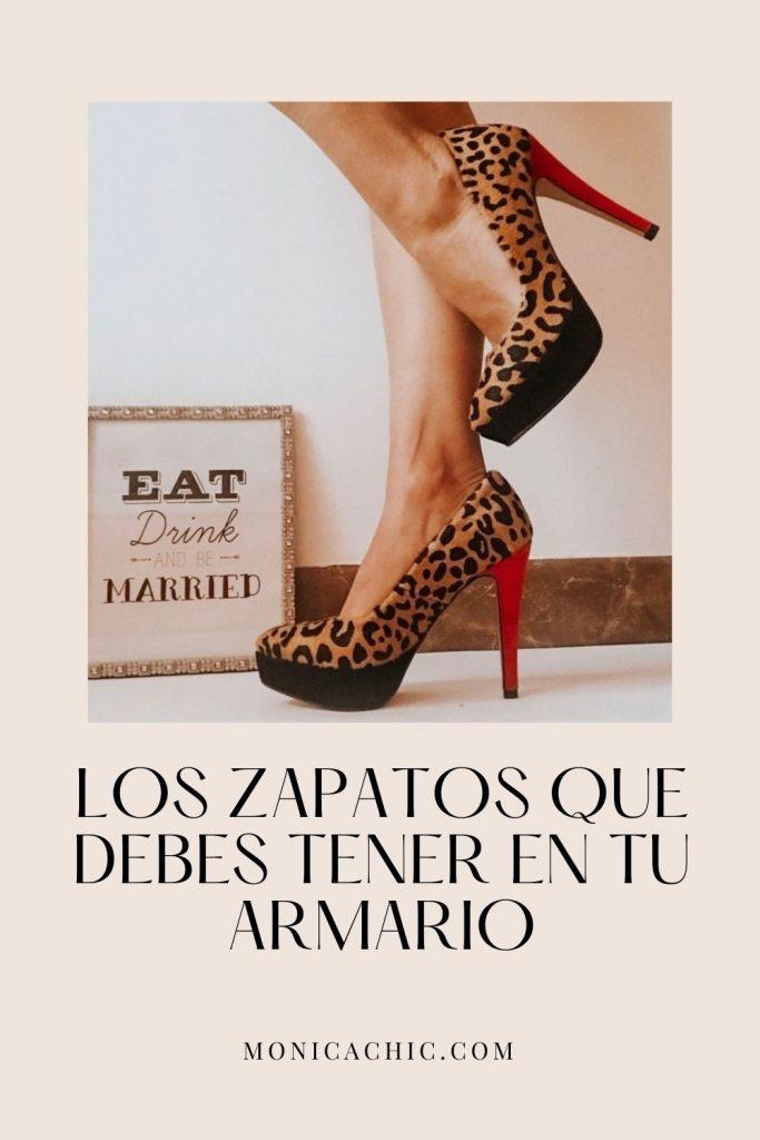 Zapatos que debes tener en tu armario