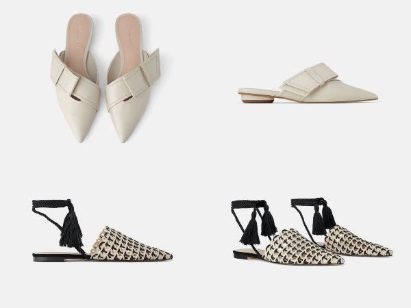 Los zapatos de primavera