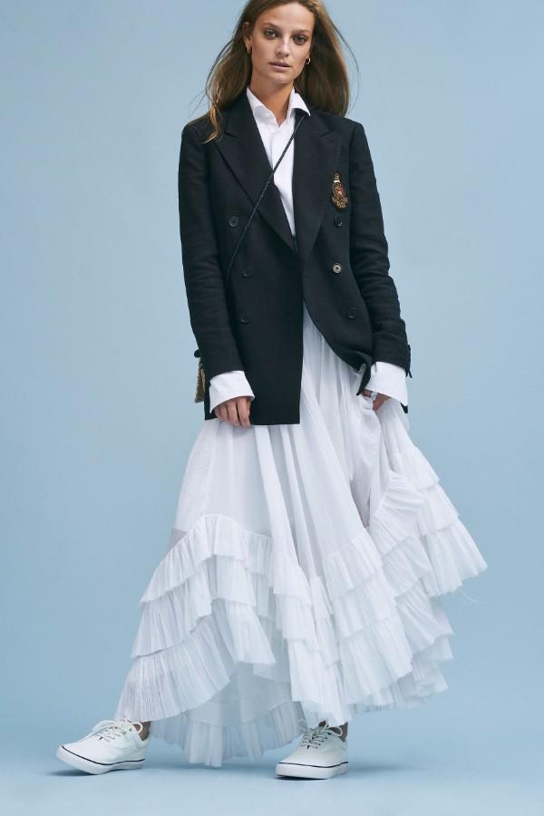 Cómo vestir con el estilo navy en verano