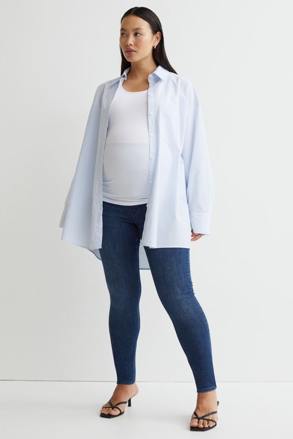 ideas para vestir durante el embarazo